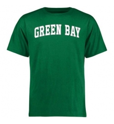 Wisconsin-Green Bay Phoenix Everyday T-Shirt Green