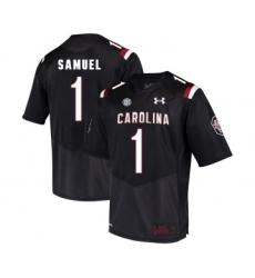 South Carolina Gamecocks 1 Deebo Samuel Black College Football Jersey