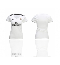 2018-19 Real Madrid Home Women Soccer Jersey