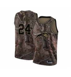 Women's Orlando Magic #24 Khem Birch Swingman Camo Realtree Collection Basketball Jersey