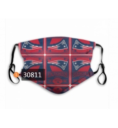 New England Patriots Mask-0037