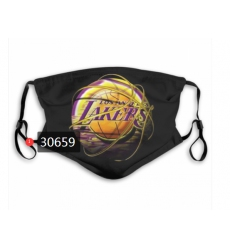 NBA Los Angeles Lakers Mask-028