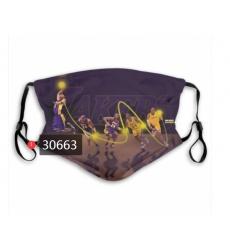 NBA Los Angeles Lakers Mask-032