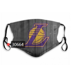 NBA Los Angeles Lakers Mask-033