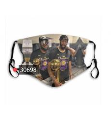 NBA Los Angeles Lakers Mask-040