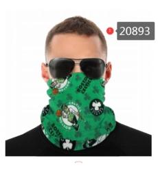 NBA Fashion Headwear Face Scarf Mask-292