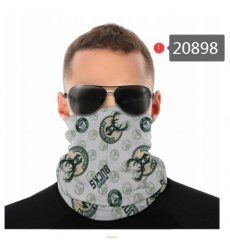 NBA Fashion Headwear Face Scarf Mask-297
