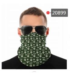 NBA Fashion Headwear Face Scarf Mask-298