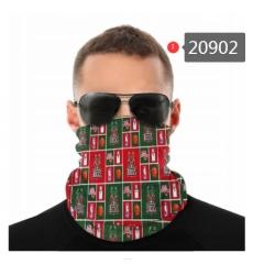 NBA Fashion Headwear Face Scarf Mask-301