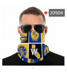NBA Fashion Headwear Face Scarf Mask-303
