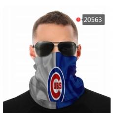 MLB Fashion Headwear Face Scarf Mask-177