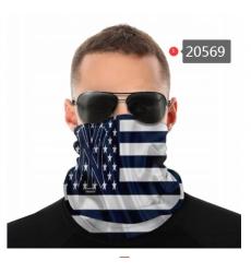 MLB Fashion Headwear Face Scarf Mask-183