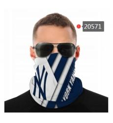 MLB Fashion Headwear Face Scarf Mask-185