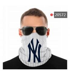 MLB Fashion Headwear Face Scarf Mask-186