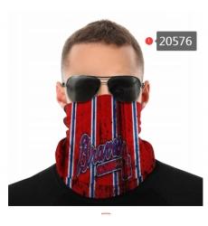 MLB Fashion Headwear Face Scarf Mask-190
