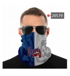 MLB Fashion Headwear Face Scarf Mask-193