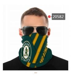 MLB Fashion Headwear Face Scarf Mask-196