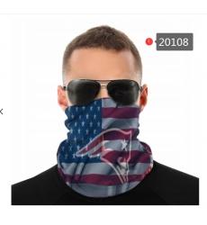 NFL Fashion Headwear Face Scarf Mask-422