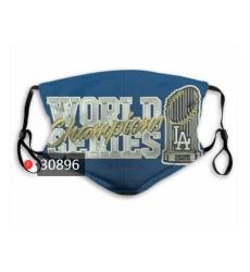 MLB Los Angeles Dodgers Mask-0024