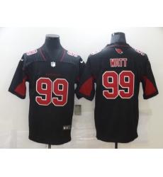 Men's Arizona Cardinals #99 J.J. Watt Black Limited Jersey