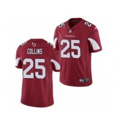 Men's Arizona Cardinals #25 Zaven Collins 2021 Draft Red Vapor Untouchable Limited Jersey