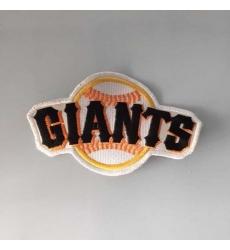 Stitched MLB San Francisco Giants Team Logo Jersey Sleeve Patch