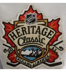 Montreal Canadiens Heritage Classic patch