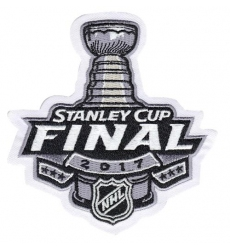 Stitched 2017 Stanley Cup Final Jersey Patch
