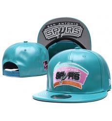NBA San Antonio Spurs Hats-914
