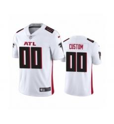 Atlanta Falcons Custom White 2020 Vapor Limited Jersey